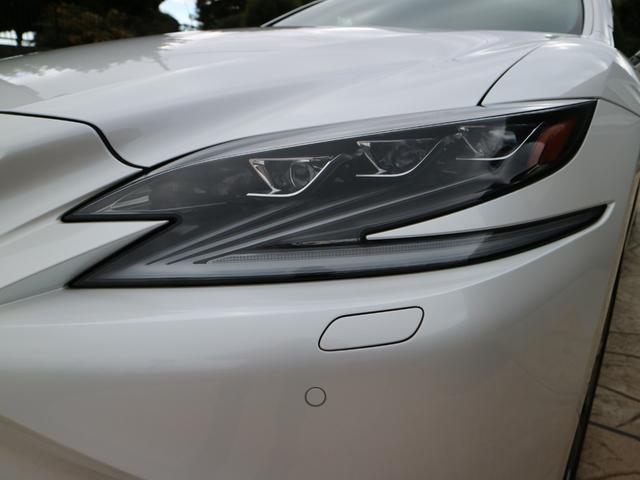 LS500h バージョンL モデリスタエアロキット スパッタリング塗装20インチ マークレビンソンオーディオ サンルーフ ドラレコ(36枚目)