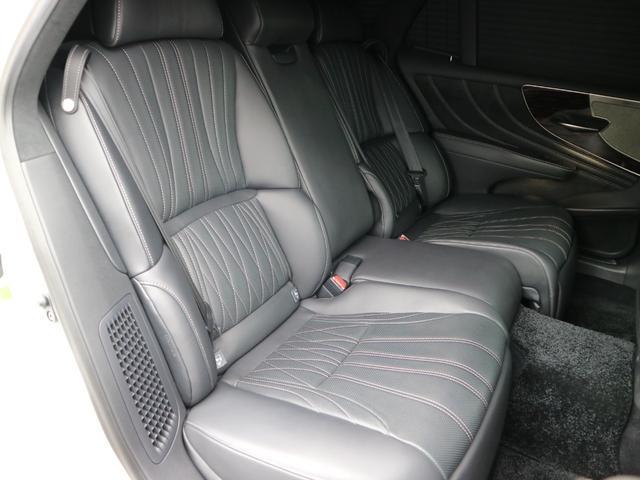 LS500h バージョンL モデリスタエアロキット スパッタリング塗装20インチ マークレビンソンオーディオ サンルーフ ドラレコ(43枚目)