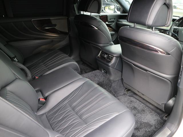 LS500h バージョンL モデリスタエアロキット スパッタリング塗装20インチ マークレビンソンオーディオ サンルーフ ドラレコ(44枚目)
