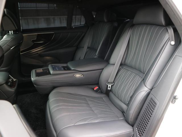LS500h バージョンL モデリスタエアロキット スパッタリング塗装20インチ マークレビンソンオーディオ サンルーフ ドラレコ(45枚目)