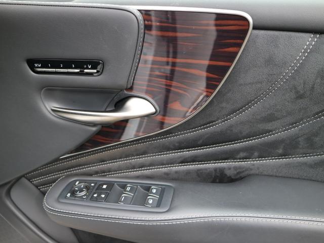 LS500h バージョンL モデリスタエアロキット スパッタリング塗装20インチ マークレビンソンオーディオ サンルーフ ドラレコ(59枚目)