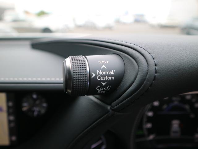 LS500h バージョンL モデリスタエアロキット スパッタリング塗装20インチ マークレビンソンオーディオ サンルーフ ドラレコ(60枚目)