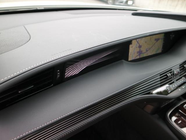 LS500h バージョンL モデリスタエアロキット スパッタリング塗装20インチ マークレビンソンオーディオ サンルーフ ドラレコ(65枚目)