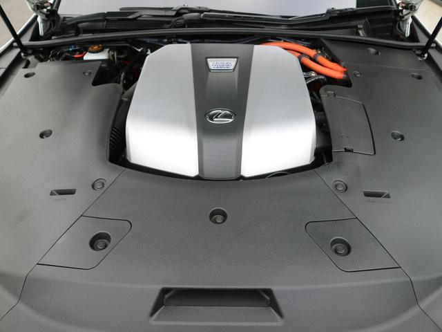 LS500h バージョンL モデリスタエアロキット スパッタリング塗装20インチ マークレビンソンオーディオ サンルーフ ドラレコ(71枚目)