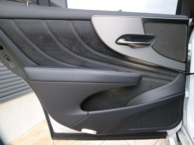 LS500 Fスポーツ 4WD TRDエアロ マフラー マークレビンソン デジタルインナーミラー ドライブレコーダー サンルーフ(52枚目)
