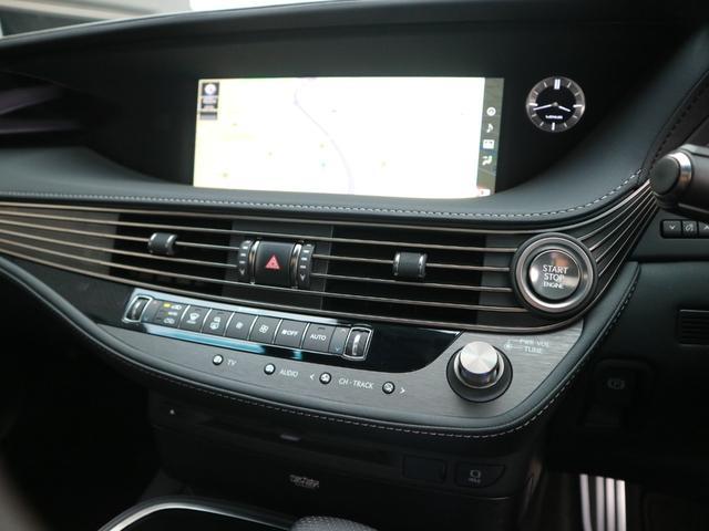 LS500 Fスポーツ 4WD TRDエアロ マフラー マークレビンソン デジタルインナーミラー ドライブレコーダー サンルーフ(55枚目)