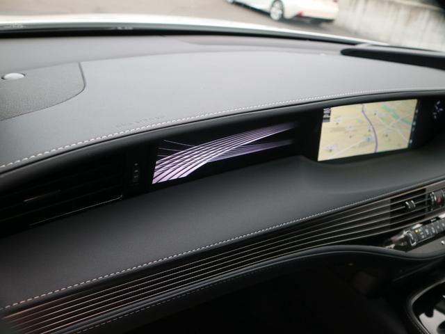 LS500 Fスポーツ 4WD TRDエアロ マフラー マークレビンソン デジタルインナーミラー ドライブレコーダー サンルーフ(61枚目)