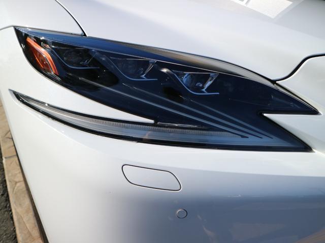LS500h Fスポーツ 4WD サンルーフ マークレビンソン デジタルインナーミラー 寒冷地仕様 Egスタータープレミアム TVキット ドライブレコーダー(20枚目)