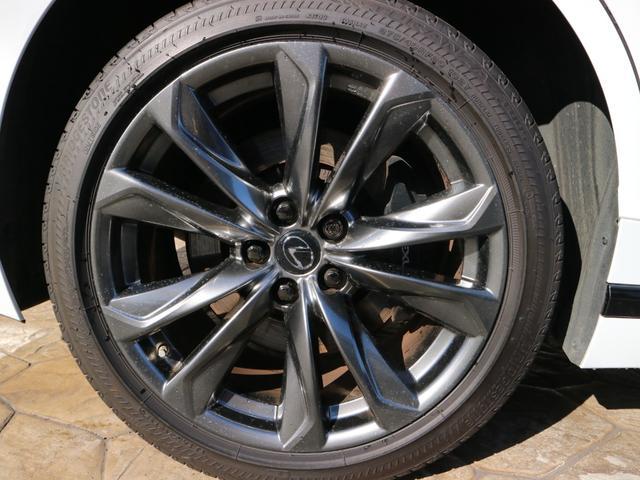 LS500h Fスポーツ 4WD サンルーフ マークレビンソン デジタルインナーミラー 寒冷地仕様 Egスタータープレミアム TVキット ドライブレコーダー(23枚目)