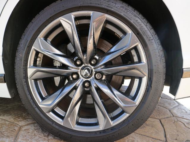 LS500h Fスポーツ 4WD サンルーフ マークレビンソン デジタルインナーミラー 寒冷地仕様 Egスタータープレミアム TVキット ドライブレコーダー(24枚目)