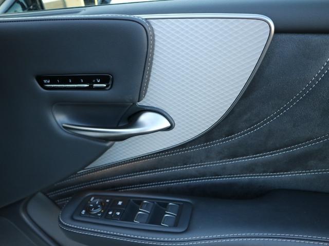LS500h Fスポーツ 4WD サンルーフ マークレビンソン デジタルインナーミラー 寒冷地仕様 Egスタータープレミアム TVキット ドライブレコーダー(29枚目)