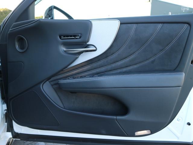 LS500h Fスポーツ 4WD サンルーフ マークレビンソン デジタルインナーミラー 寒冷地仕様 Egスタータープレミアム TVキット ドライブレコーダー(47枚目)