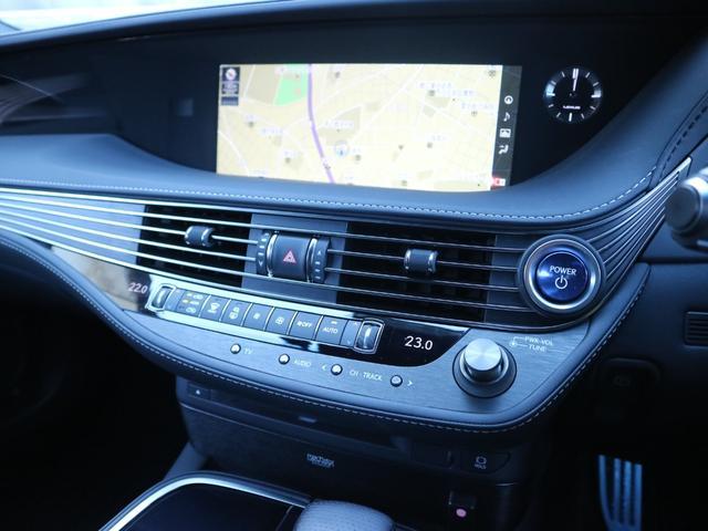 LS500h Fスポーツ 4WD サンルーフ マークレビンソン デジタルインナーミラー 寒冷地仕様 Egスタータープレミアム TVキット ドライブレコーダー(51枚目)