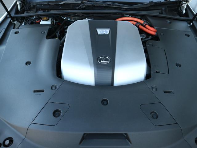 LS500h Fスポーツ 4WD サンルーフ マークレビンソン デジタルインナーミラー 寒冷地仕様 Egスタータープレミアム TVキット ドライブレコーダー(65枚目)