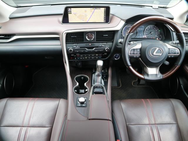 RX450hL 4WD 1オーナー モデリスタエアロ リヤエンター 三眼LEDヘッドライト アダプティブハイビームシステム サンルーフ HUD ステアリングヒーター パノラミックビューモニター(8枚目)