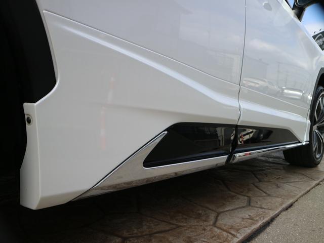 RX450hL 4WD 1オーナー モデリスタエアロ リヤエンター 三眼LEDヘッドライト アダプティブハイビームシステム サンルーフ HUD ステアリングヒーター パノラミックビューモニター(10枚目)