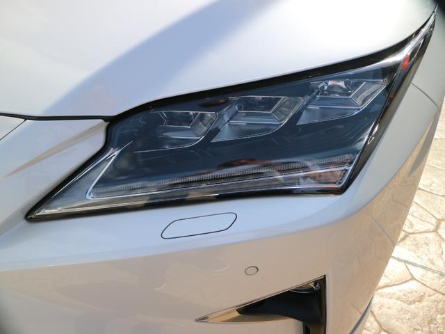 RX450hL 4WD 1オーナー モデリスタエアロ リヤエンター 三眼LEDヘッドライト アダプティブハイビームシステム サンルーフ HUD ステアリングヒーター パノラミックビューモニター(16枚目)