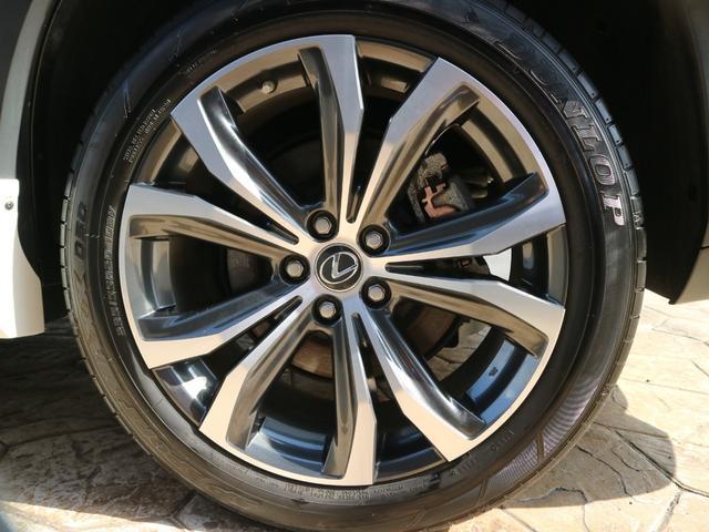 RX450hL 4WD 1オーナー モデリスタエアロ リヤエンター 三眼LEDヘッドライト アダプティブハイビームシステム サンルーフ HUD ステアリングヒーター パノラミックビューモニター(37枚目)