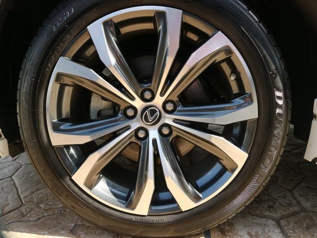 RX450hL 4WD 1オーナー モデリスタエアロ リヤエンター 三眼LEDヘッドライト アダプティブハイビームシステム サンルーフ HUD ステアリングヒーター パノラミックビューモニター(38枚目)