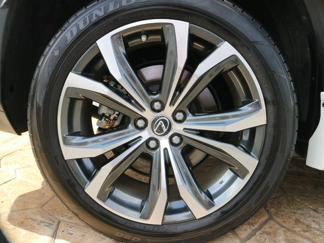 RX450hL 4WD 1オーナー モデリスタエアロ リヤエンター 三眼LEDヘッドライト アダプティブハイビームシステム サンルーフ HUD ステアリングヒーター パノラミックビューモニター(40枚目)