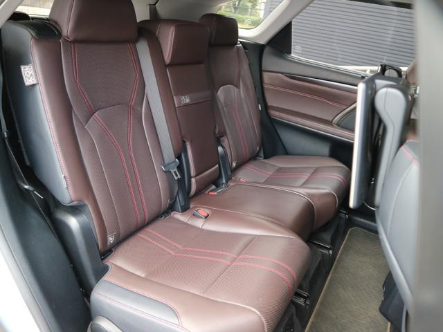 RX450hL 4WD 1オーナー モデリスタエアロ リヤエンター 三眼LEDヘッドライト アダプティブハイビームシステム サンルーフ HUD ステアリングヒーター パノラミックビューモニター(43枚目)