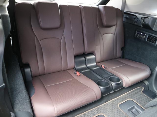 RX450hL 4WD 1オーナー モデリスタエアロ リヤエンター 三眼LEDヘッドライト アダプティブハイビームシステム サンルーフ HUD ステアリングヒーター パノラミックビューモニター(45枚目)