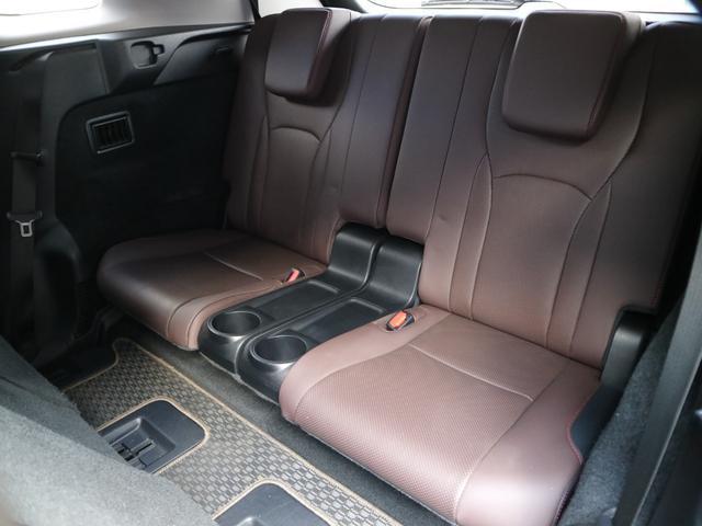 RX450hL 4WD 1オーナー モデリスタエアロ リヤエンター 三眼LEDヘッドライト アダプティブハイビームシステム サンルーフ HUD ステアリングヒーター パノラミックビューモニター(48枚目)