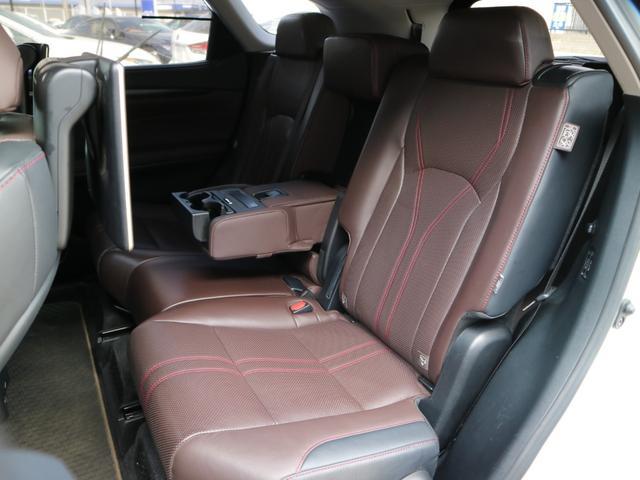 RX450hL 4WD 1オーナー モデリスタエアロ リヤエンター 三眼LEDヘッドライト アダプティブハイビームシステム サンルーフ HUD ステアリングヒーター パノラミックビューモニター(49枚目)