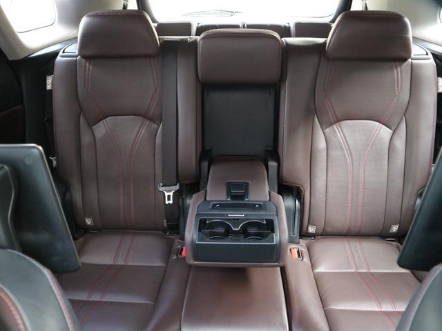 RX450hL 4WD 1オーナー モデリスタエアロ リヤエンター 三眼LEDヘッドライト アダプティブハイビームシステム サンルーフ HUD ステアリングヒーター パノラミックビューモニター(51枚目)