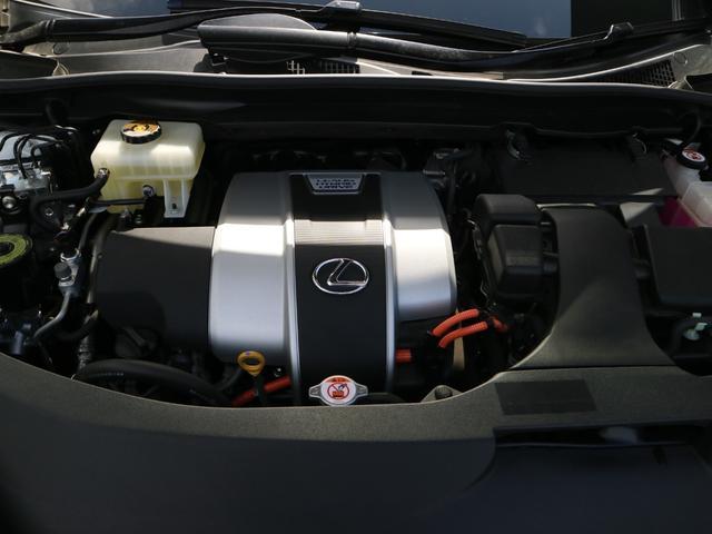 RX450hL 4WD 1オーナー モデリスタエアロ リヤエンター 三眼LEDヘッドライト アダプティブハイビームシステム サンルーフ HUD ステアリングヒーター パノラミックビューモニター(75枚目)