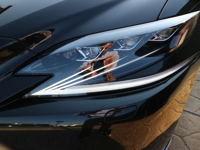 LS500 Fスポーツ 4WD ワンオーナー モデリスタエアロキット デジタルインナーミラー 寒冷地仕様 前後ドライブレコーダー サンルーフ エアロスタビライジングフィン(18枚目)