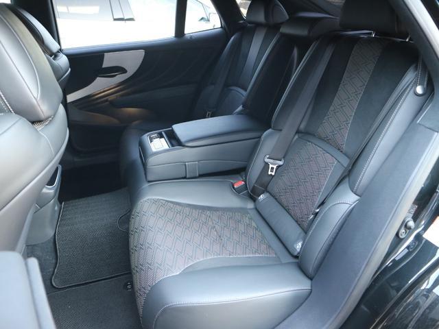LS500 Fスポーツ 4WD ワンオーナー モデリスタエアロキット デジタルインナーミラー 寒冷地仕様 前後ドライブレコーダー サンルーフ エアロスタビライジングフィン(42枚目)