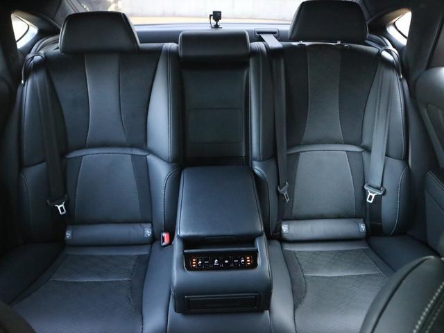 LS500 Fスポーツ 4WD ワンオーナー モデリスタエアロキット デジタルインナーミラー 寒冷地仕様 前後ドライブレコーダー サンルーフ エアロスタビライジングフィン(46枚目)