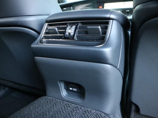 LS500 Fスポーツ 4WD ワンオーナー モデリスタエアロキット デジタルインナーミラー 寒冷地仕様 前後ドライブレコーダー サンルーフ エアロスタビライジングフィン(58枚目)