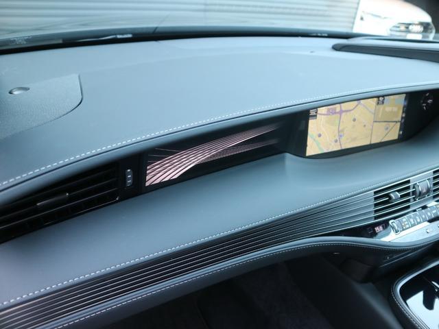 LS500 Fスポーツ 4WD ワンオーナー モデリスタエアロキット デジタルインナーミラー 寒冷地仕様 前後ドライブレコーダー サンルーフ エアロスタビライジングフィン(61枚目)