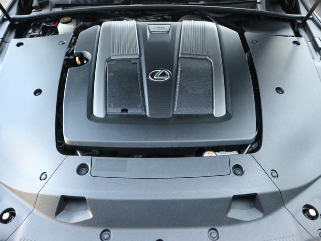 LS500 Fスポーツ 4WD ワンオーナー モデリスタエアロキット デジタルインナーミラー 寒冷地仕様 前後ドライブレコーダー サンルーフ エアロスタビライジングフィン(69枚目)