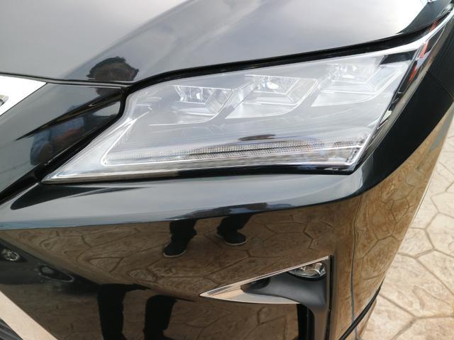 RX450hL 4WD リアエンターテインメント サンルーフ モデリスタフロントサイドエアロ ワンオーナー 三眼LEDヘッドライト パワーバックドア ステアリングヒーター(15枚目)