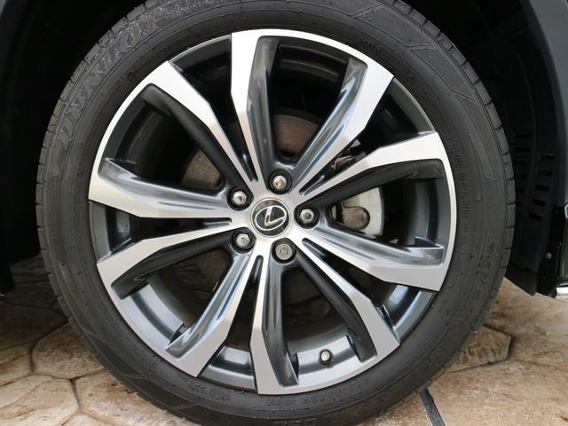 RX450hL 4WD リアエンターテインメント サンルーフ モデリスタフロントサイドエアロ ワンオーナー 三眼LEDヘッドライト パワーバックドア ステアリングヒーター(38枚目)