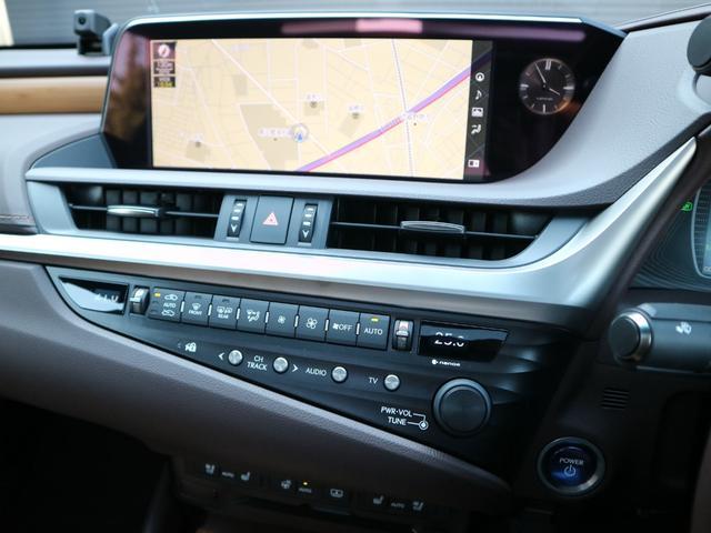 ES300h バージョンL 前後ドライブレコーダー パワートランク パノラミックビューモニター サンルーフ 三眼LEDヘッドライト AHS ヘッドアップディスプレイ 後席パワーシート 後席シートヒーター ステアリングヒーター(58枚目)