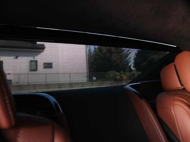 LS500h エグゼクティブ 4WD サンルーフ スパッタリング20インチAW マークレビンソン リアエンターテインメント ドライブレコーダー パワートランク パノラミックビューモニター HUD 三眼LEDヘッドライト AHS(31枚目)