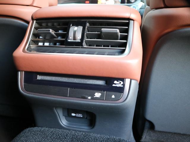 LS500h エグゼクティブ 4WD サンルーフ スパッタリング20インチAW マークレビンソン リアエンターテインメント ドライブレコーダー パワートランク パノラミックビューモニター HUD 三眼LEDヘッドライト AHS(63枚目)