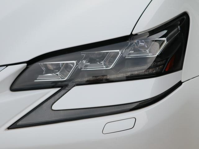 GS450h Fスポーツ 三眼LEDヘッドライト アダプティブハイビームシステム ドライブレコーダー パワートランク クリアランスソナー ブラインドスポットモニター スペアタイヤ 後席SRS(9枚目)
