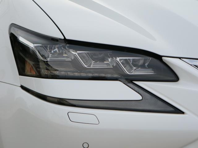 GS450h Fスポーツ 三眼LEDヘッドライト アダプティブハイビームシステム ドライブレコーダー パワートランク クリアランスソナー ブラインドスポットモニター スペアタイヤ 後席SRS(10枚目)