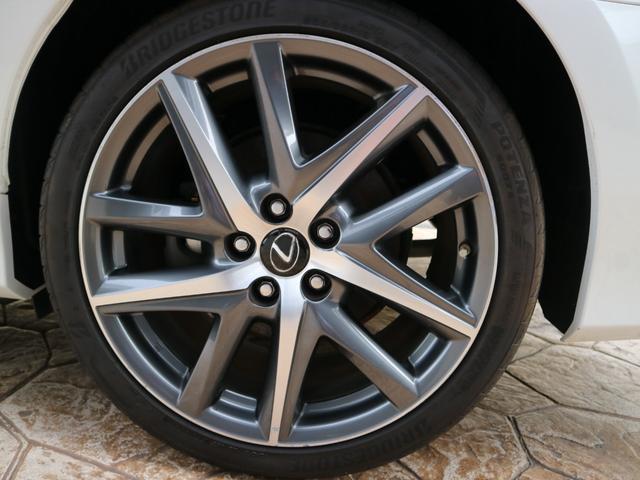 GS450h Fスポーツ 三眼LEDヘッドライト アダプティブハイビームシステム ドライブレコーダー パワートランク クリアランスソナー ブラインドスポットモニター スペアタイヤ 後席SRS(29枚目)