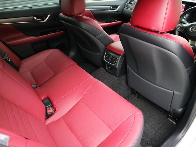 GS450h Fスポーツ 三眼LEDヘッドライト アダプティブハイビームシステム ドライブレコーダー パワートランク クリアランスソナー ブラインドスポットモニター スペアタイヤ 後席SRS(36枚目)