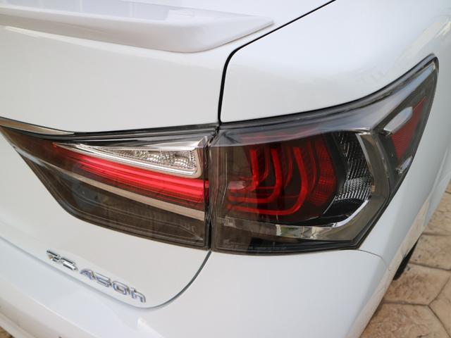 GS450h Fスポーツ 三眼LEDヘッドライト アダプティブハイビームシステム ドライブレコーダー パワートランク クリアランスソナー ブラインドスポットモニター スペアタイヤ 後席SRS(62枚目)