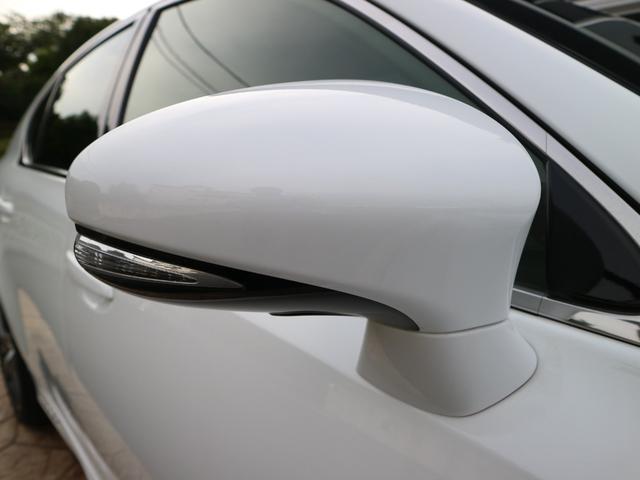 GS450h Fスポーツ 三眼LEDヘッドライト アダプティブハイビームシステム ドライブレコーダー パワートランク クリアランスソナー ブラインドスポットモニター スペアタイヤ 後席SRS(63枚目)