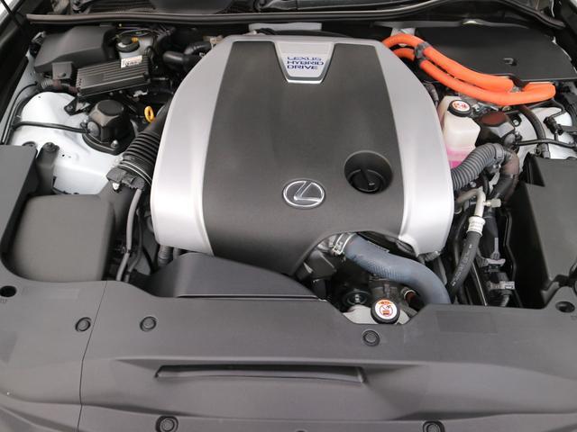 GS450h Fスポーツ 三眼LEDヘッドライト アダプティブハイビームシステム ドライブレコーダー パワートランク クリアランスソナー ブラインドスポットモニター スペアタイヤ 後席SRS(66枚目)