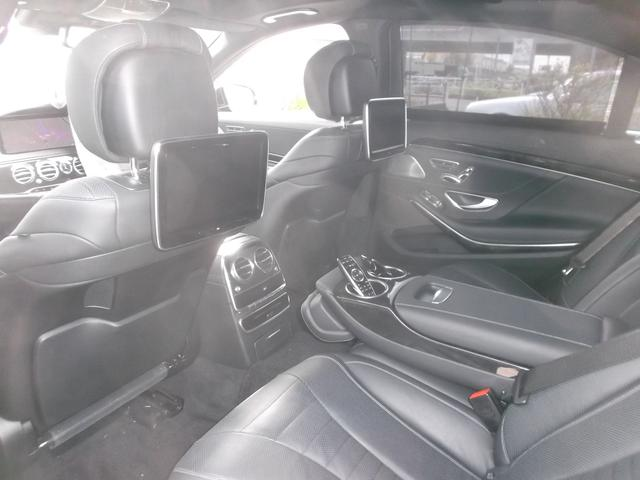 S550ロング マジックBC AMGPKGショーファーPKG(17枚目)