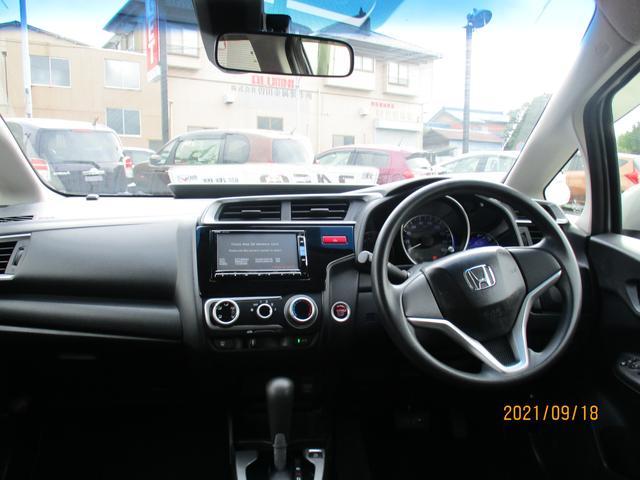 13G・Fパッケージ CTBA衝突軽減ブレーキ 6エアバッグ 純正ナビ フルセグTV DVD再生 Bluetooth ワンオーナー 禁煙車 スマートキー(12枚目)